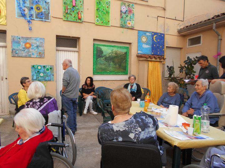 Esposizione opere ospiti per San Michele nella sede Amministrativa